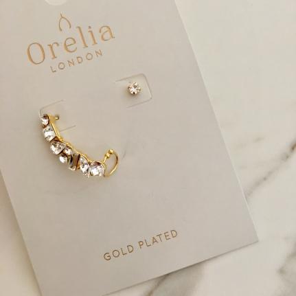 ORELIA CUFF EARRINGS