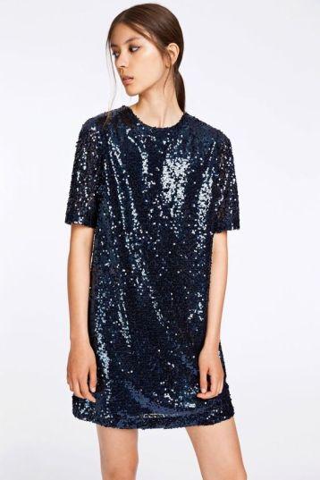 Samsoe Sequin Dress