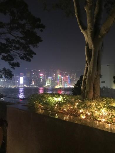 Hong Kong Light Show