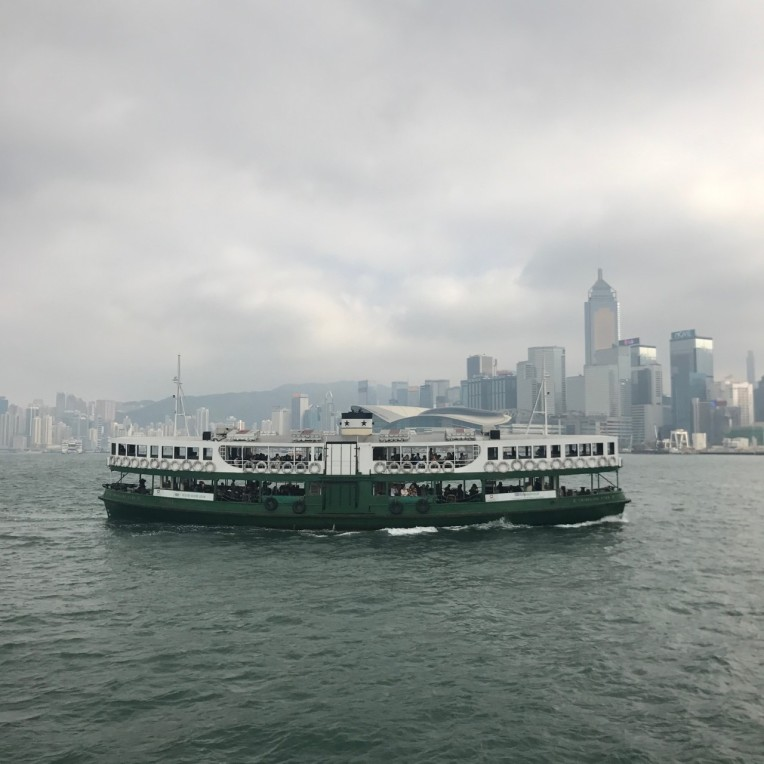 Hong Kong Star Ferry 3