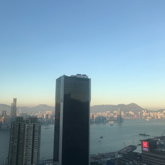Hong Kong The Peak Views