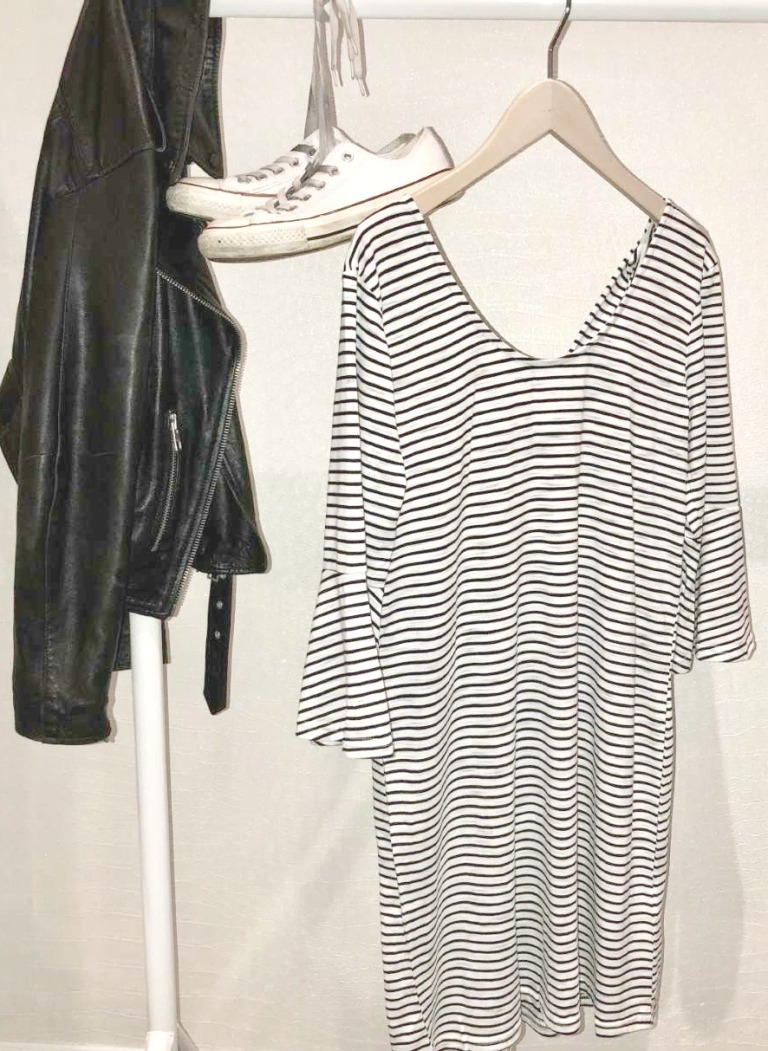 STRIPED DRESS 5